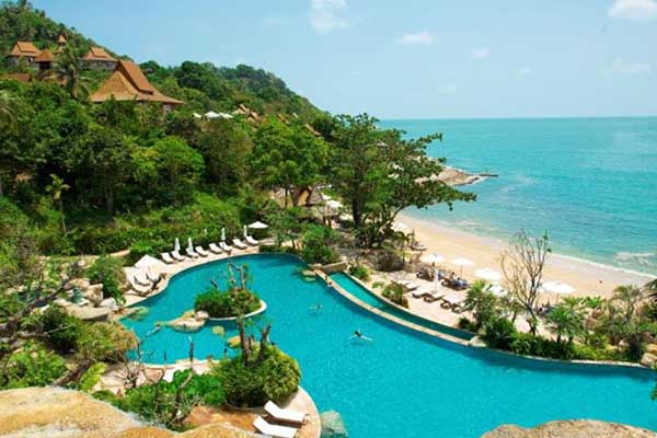 Recommended Accommodation Phangan