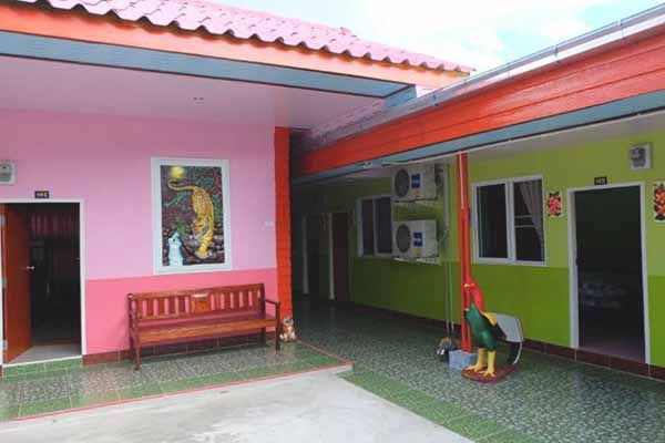 Wangthong Guesthouse Pink