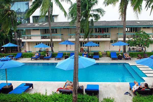 บ่อนไก่รีสอร์ท (Bonkai Resort) โรงแรมที่น่าพักในชลบุรี