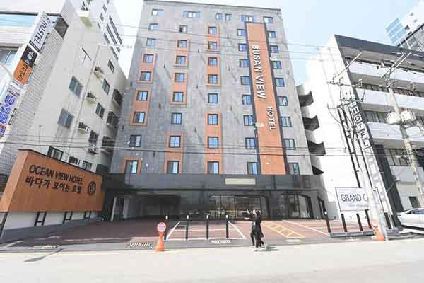 ที่พัก 5 ดาว รีวิวหลักล้านราคาหลักพัน Busan View Hotel